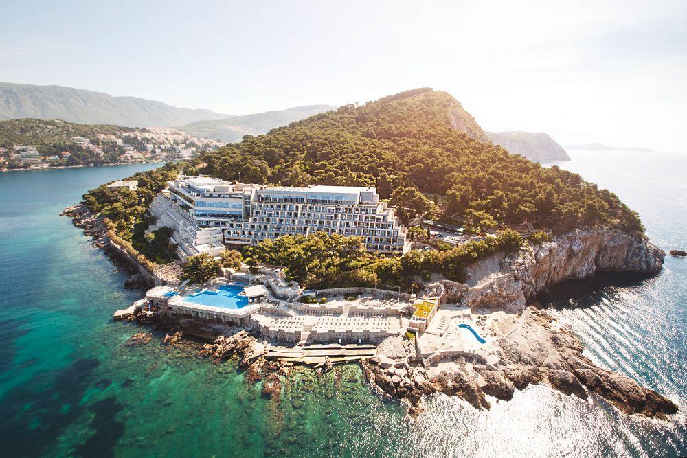 Hotels dubrovnik boek je hotel dubrovnik met vip selection for Design hotel royal opatija croatia