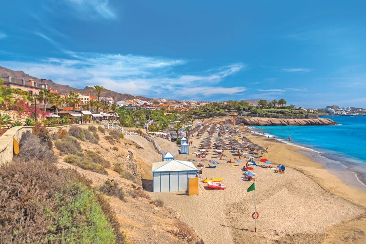 Vind uw vakantie in tenerife vip selection for Caleta jardin tenerife