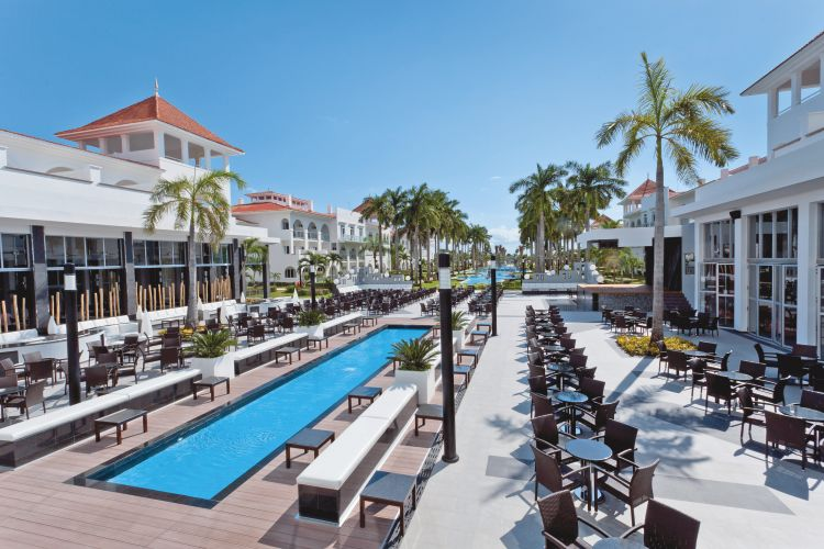 From the resort picture of clubhotel riu tequila playa del carmen - Hotel Riu Palace Mexico In Cancun Vip Selection