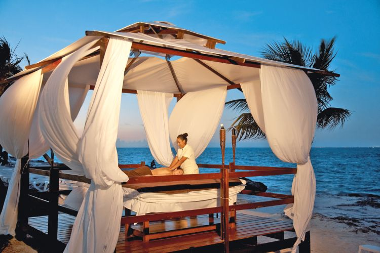 Vip Villa Hotel Riu Peninsula Cancun